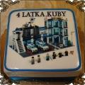 63 Tort lego policja foto tort