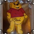 16 Tort  Kubuś Puchatek 2D ang. Winnie-the-Pooh