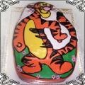 22 Tort dla dzieci tygrysek malowany Cukiernia Pod Arkadami Kraków
