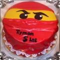 26 Tort dla chłopca czerwony Niniago Cukiernia Pod Arkadami Kraków  Krakowskie Torty Artystyczne