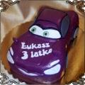 8. Tort dla dziecka z motywem z bajki Cars Cukiernia Kraków Torty z dowozem