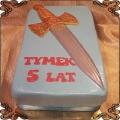 82 Tort z mieczem dla rycerza Tymka na urodziny