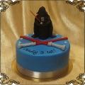 90 Tort star wars Lord Vader miecze świetlne gwiezdne wojny