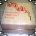 24 Tort dla klubu orchidea 2Cukiernia Pod Arkadami Kraków  Krakowskie Torty Artystyczne