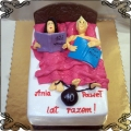 126 Tort na dziesiątą rocznicę małżeństwa 101 pozycji i 102 wymówki