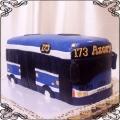 11 Tort autobus krakowski Torty artystyczne Kraków