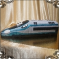 112 Tort Pendolino przestrzenny szybki  pociąg