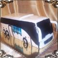22 Tort autobus Volvo 9700 Torty artystyczne Kraków