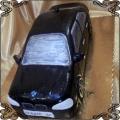 35 Tort czarne BMW 3D urodzinowy