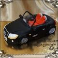 91 Tort auto audi tt cabrio kabriolet czarne przestrzenne