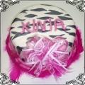 49 Tort na urodziny dla dziewczyny w biało czarną zebrę Cukiernia Pod Arkadami Kraków