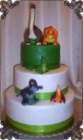 65 tort weselny z dinozaurami cukiernia pod arkadami kraków