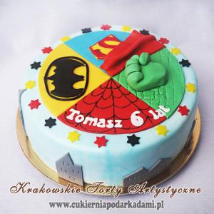 33bd Tort Z Bohaterami Bajek Dla Dzieci Na Urodziny