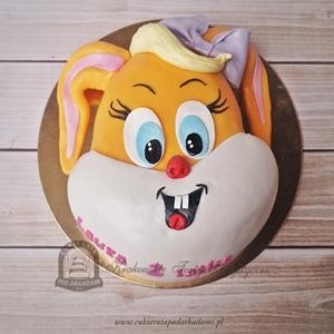 Lola Bunny Urodzinowy Tort Dla Dziecka Z Ulubiona Postacia Z Bajki