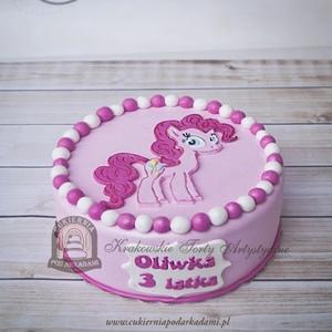 Pinkie Pie Birthday Cake