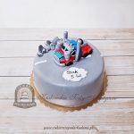 Tort Optimus Prime przywódca AutobotówTransformers - mały