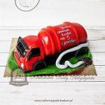 Tort samochód asenizacyjny - beczka