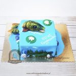 Tort ze szczupakiem