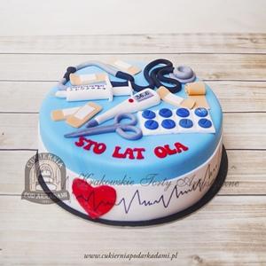 Tort medyczny dla pielęgniarki lub lekarza