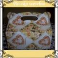 4 Pudełko na ciasto  dla gości wzór 2