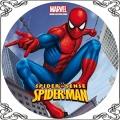 090 Opłatek spiderman spider sense