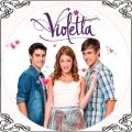15 Violetta opłatek na tort z 3 aktorami