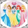 16 Księżniczki Disneya opłatek na tort