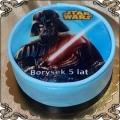 72 Tort star wars Lord Vader fototort gwiezdne wojny