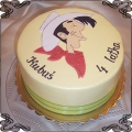 148 Tort Lucky Luke na 4 urodziny