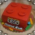 201 Tort lego klocek duży  oraz małe klocki lego