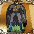 103 Tort batman 2d nietoperz  na 4 urodziny