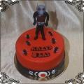 129 Tort ant Man mrówki superbohater z  komiksu