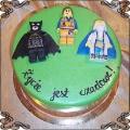 79 Tort Lego przygoda Batman Emmet Witruwiusz czadowe życie