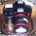 121 Tort aparat fotograficzny lustrzanka cyfrowa Canon