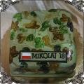 165 Tort koszula moro żołnierska wojskowa na 18