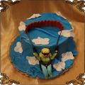 167 Tort latanie na paralotni góry skok spadochron loty