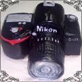 17 Tort aparat cyfrowy Nikon Torty artystyczne Kraków Cukiernia Pod Arkadami
