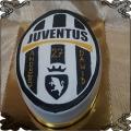101 Tort herb FC Juventus Turyn logo sport piłka