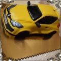 115 Tort Reno megane coupe kolor żółty  renault  sport