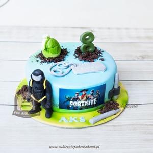 Tort inspirowany grą FORTNITE