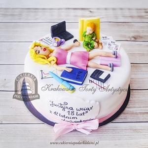 Tort dla kobiety wielozadaniowej