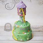 Tort Roszpunka w wieży blog