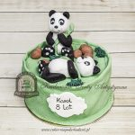 Tort misie panda