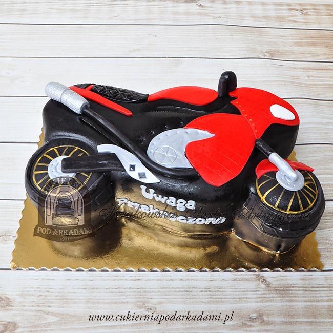 322BA Tort-w kształcie-motocykla-ścigacza blog