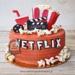 Tort-Netflix-z-popcornem-blog
